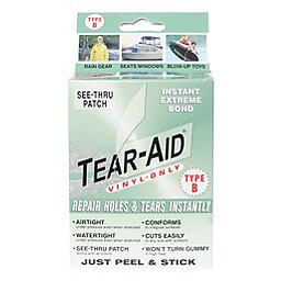 NRS Tear-Aid Patch - Type B, Kit, 256