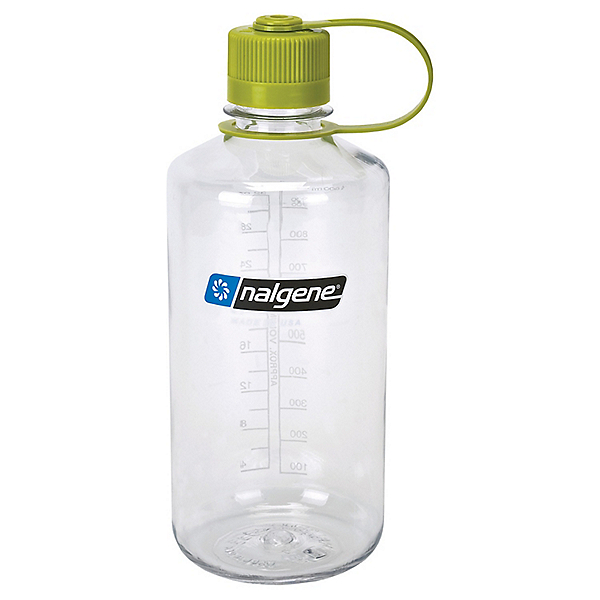 Nalgene Nalgene Tritan Narrow Mouth Water Bottle, Gray, 600