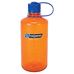 Nalgene Nalgene Tritan Narrow Mouth Water Bottle, Orange, 256