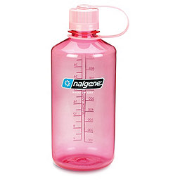 Nalgene Nalgene Tritan Narrow Mouth Water Bottle, Pink, 256