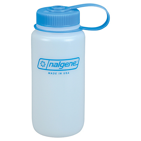 Nalgene Nalgene Loop-Top Wide Mouth Water Bottle, , 600