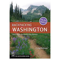 The Mountaineers Books Backpacking Washington - Book, , 256