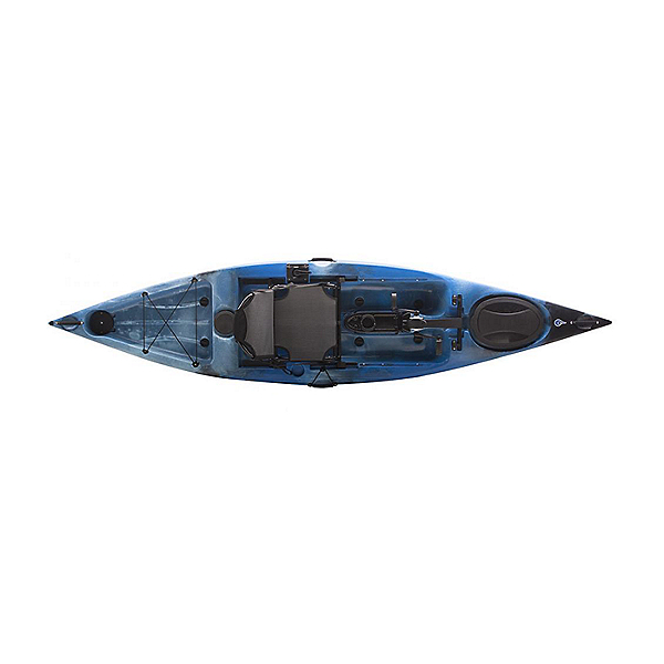 Liquid Logic Manta Ray Propel 12 Kayak, Blue Lagoon, 600