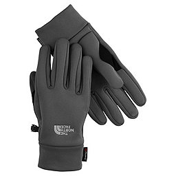 The North Face Power Stretch Glove - Men's, Asphalt Grey, 256