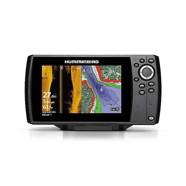 Humminbird HELIX 7 Chirp SI G2 Side Imaging GPS Fishfinder DISCONTINUE, , 600