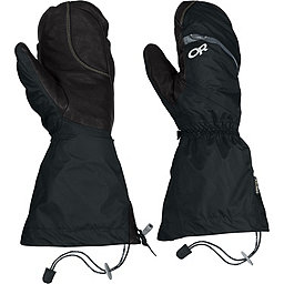 Outdoor Research Alti Mitts - Men's, Black, 256