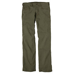 prAna Bronson Pant - Men's Regular Length, Cargo Green, 256
