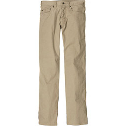 prAna Bronson Pant - Men's Regular Length, Dark Khaki, 256