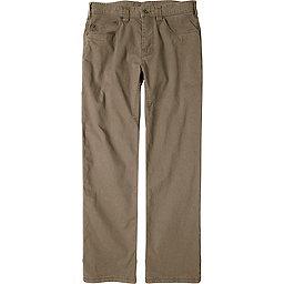 prAna Bronson Pant - Men's Long Length, Mud, 256