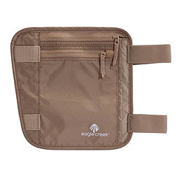 Eagle Creek Undercover Leg Stash, Khaki, 256