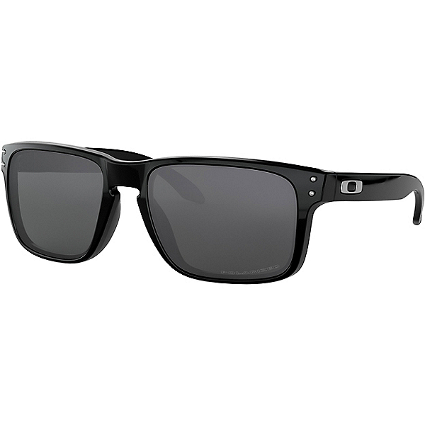 Oakley Holbrook Sunglasses - Men's - Pol Clear w-Prizm Black Polish, Pol Clear w-Prizm Black Polish, 600