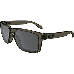 Oakley Holbrook Sunglasses - Men's, Grey Smoke w-Black Iridium, 256