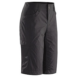 Arc'teryx Parapet Longs Short - Women's, Carbon Copy, 256