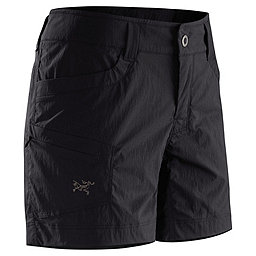 Arc'teryx Parapet Short - Women's, Black2, 256