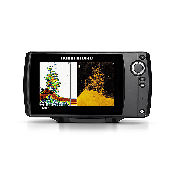 Humminbird HELIX 7 Chirp DI G2 Down Imaging GPS Fishfinder, , 600
