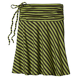 Patagonia Lithia Skirt - Women's, Vista Stripe- Supply Green, 256