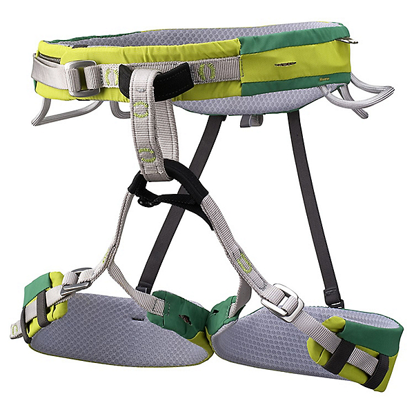 CAMP Cassin Laser CR Harness - __SM/Green, Green, 600