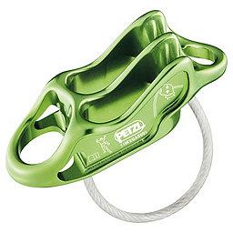 Petzl Reverso 4 Belay Device, Apple Green, 256