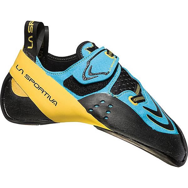 La Sportiva Futura Rock Shoe - 45.5/BlueYellow, BlueYellow, 600