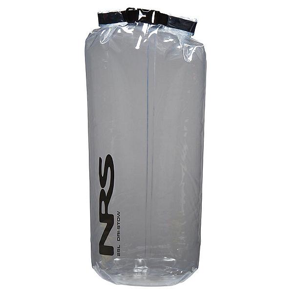 NRS Dri-Stow Transparent Dry Bag 10 Liter 2021, , 600