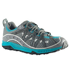 Scarpa Spark Shoe - Women's, Pewter-Turquoise, 256