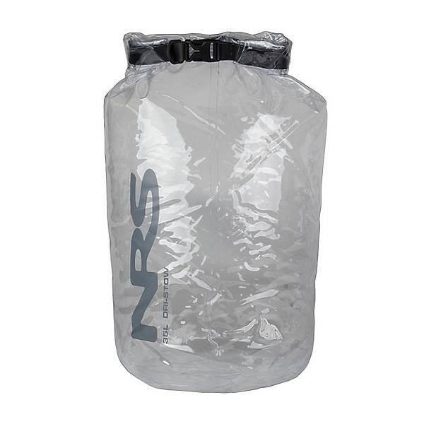 NRS Dri-Stow Transparent Dry Bag 35 Liter 2021, , 600