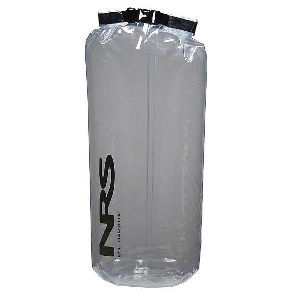 NRS Dri-Stow Transparent Dry Bag 5 Liter 2021, , 600