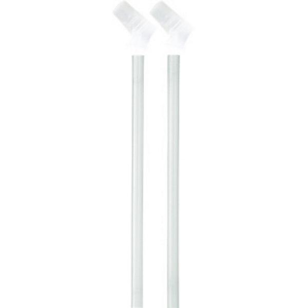 Camelbak eddy Bite Valves with Straws, Clear, 600