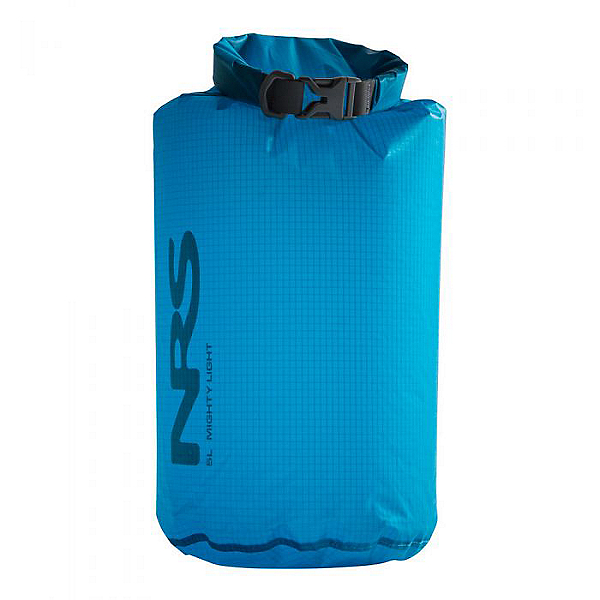 NRS MightyLight Dry Bag 5 Liter, Blue, 600