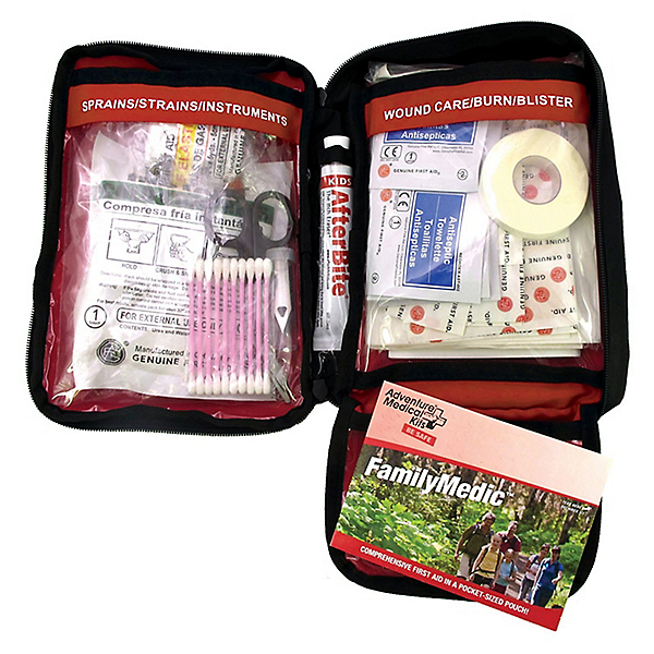 Adventure Medical Kits Adventure First Aid Family Kit, , 600