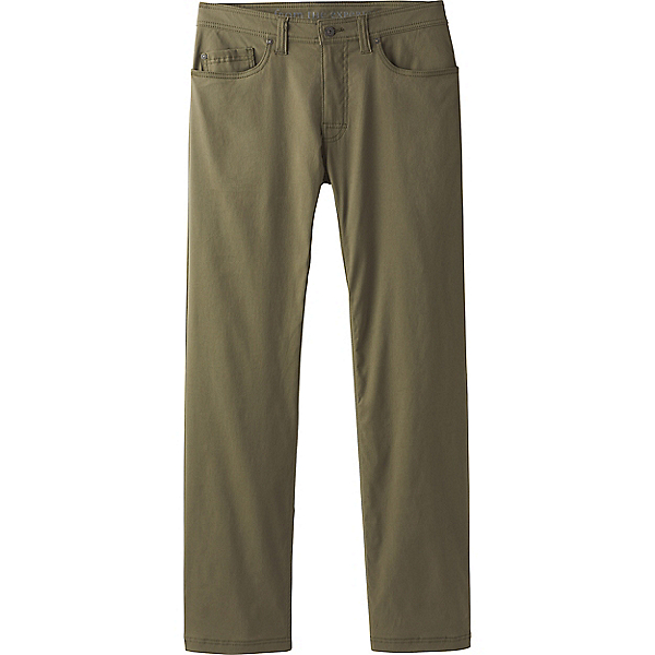 prAna Brion Pant - 32 Inch Inseam - Men's - 36/Cargo Green, Cargo Green, 600
