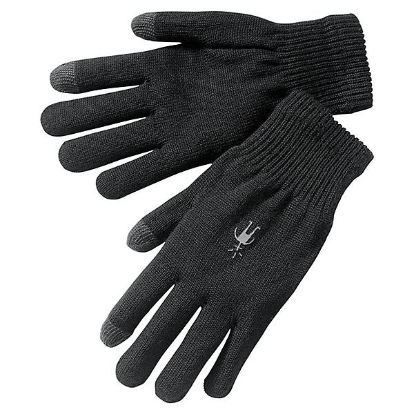 Smartwool Wool Liner Glove - Unisex - XS/Black, Black, 600