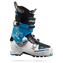 Dynafit ONE PX TF Ski Boot - Women's, White-Fiji Blue, 256