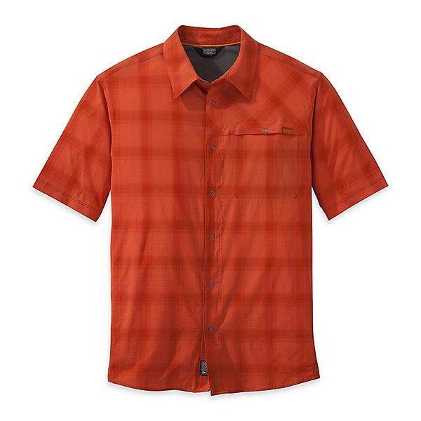 Outdoor Research Astroman Short Sleeve Sun Shirt - Men, , 600