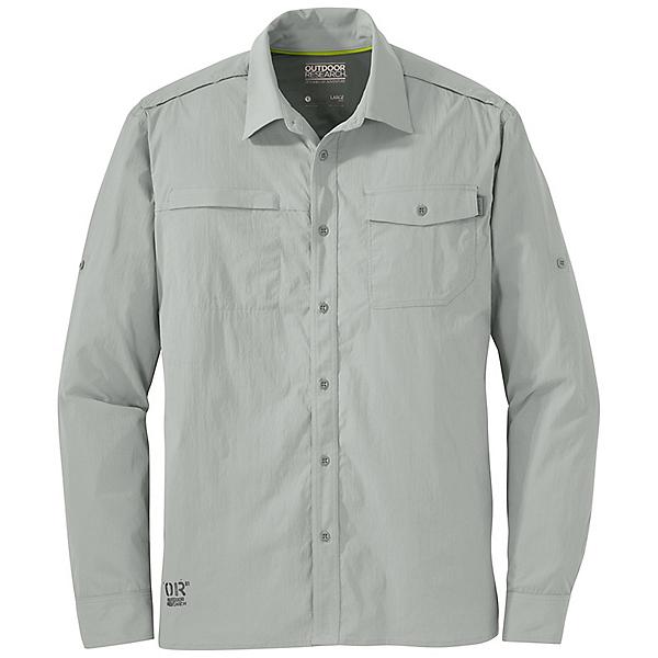 Outdoor Research Baja Long Sleeve Sun Shirt - Men, , 600