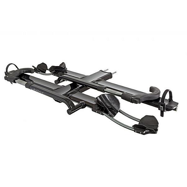 Kuat NV 2.0 Hitch Mount Bike Rack Add-On - 2 Bike, Metallic Black with Gray, 600