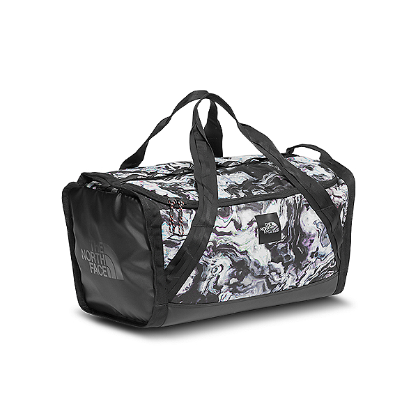 The North Face Snackle Box - Closeout, TNF Black Iridescent Marble Print/TNF Black, 600