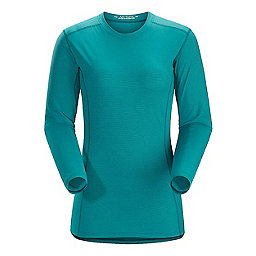 Arc'teryx Phase SL Crew Long Sleeve - Women's, Cerulean, 256