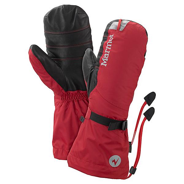Marmot 8000 Meter Mitt - SM/Team Red, Team Red, 600