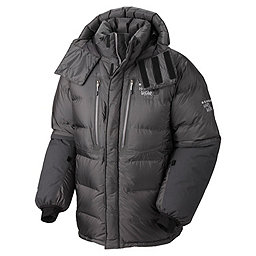 Mountain Hardwear Absolute Zero Parka - Men's, Shark-Black, 256