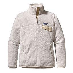 Patagonia Re-Tool Snap-T - Women's, Raw Linen-White X-Dye, 256