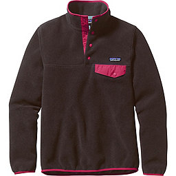 Patagonia Synchilla Lightweight Snap-T - Women's, Ink Black, 256