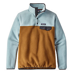 Patagonia Synchilla Lightweight Snap-T - Women's, Bear Brown, 256