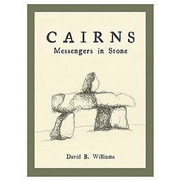 The Mountaineers Books Cairns:Messengers In Stone - Signed Paperback, , 256