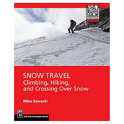 The Mountaineers Books Snow Travel - Paperback, , 256