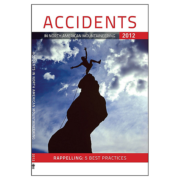 American Alpine Club Accidents In Mountaineering - 2012, , 600