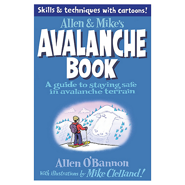 Independent Authors Allen & Mikes Avalanche Book - Paperback, , 600