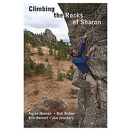 Independent Authors Climbing the Rocks of Sharon - Climbing Guide, , 256