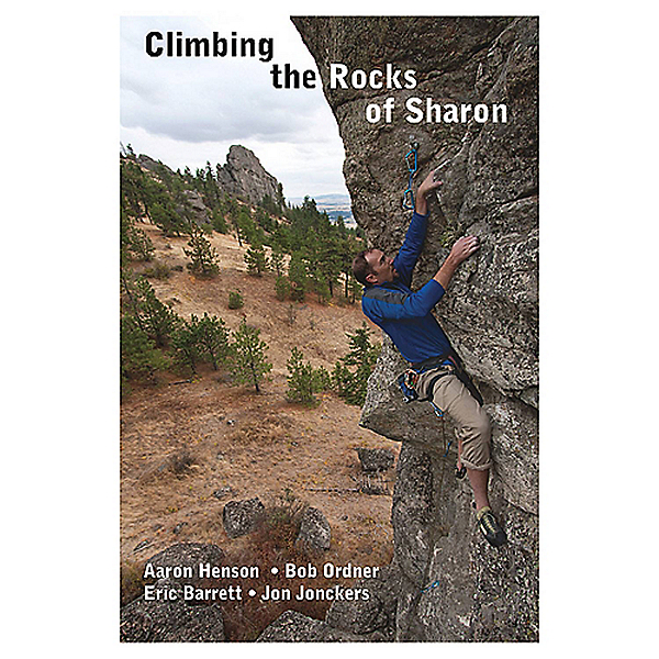 Independent Authors Climbing the Rocks of Sharon - Climbing Guide, , 600