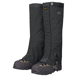 Outdoor Research Crocodiles Gaiters - Men's, Black, 256